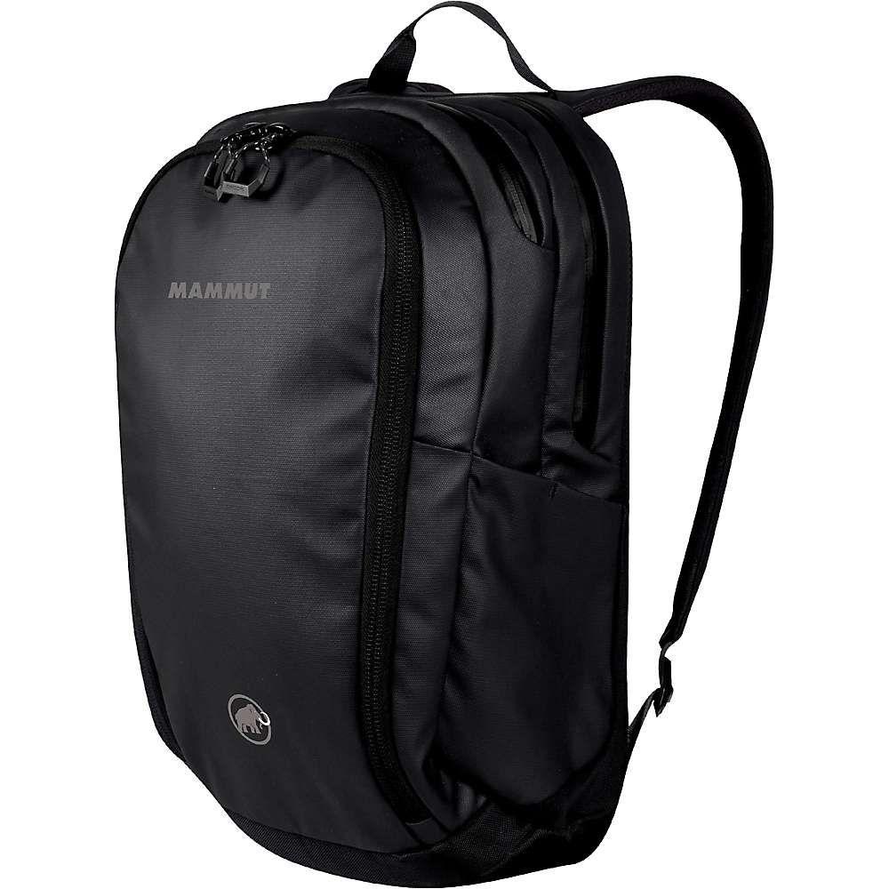マムート Mammut メンズ クライミング【Seon Shuttle Backpack】Black