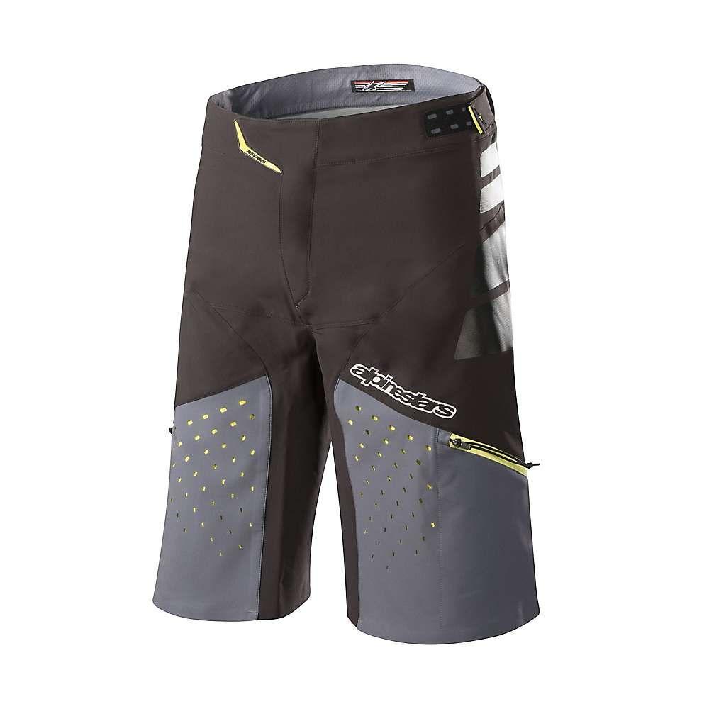 アルパインスターズ Alpine Stars メンズ 自転車 ボトムス・パンツ【Drop Pro Short】Black / Steel Grey