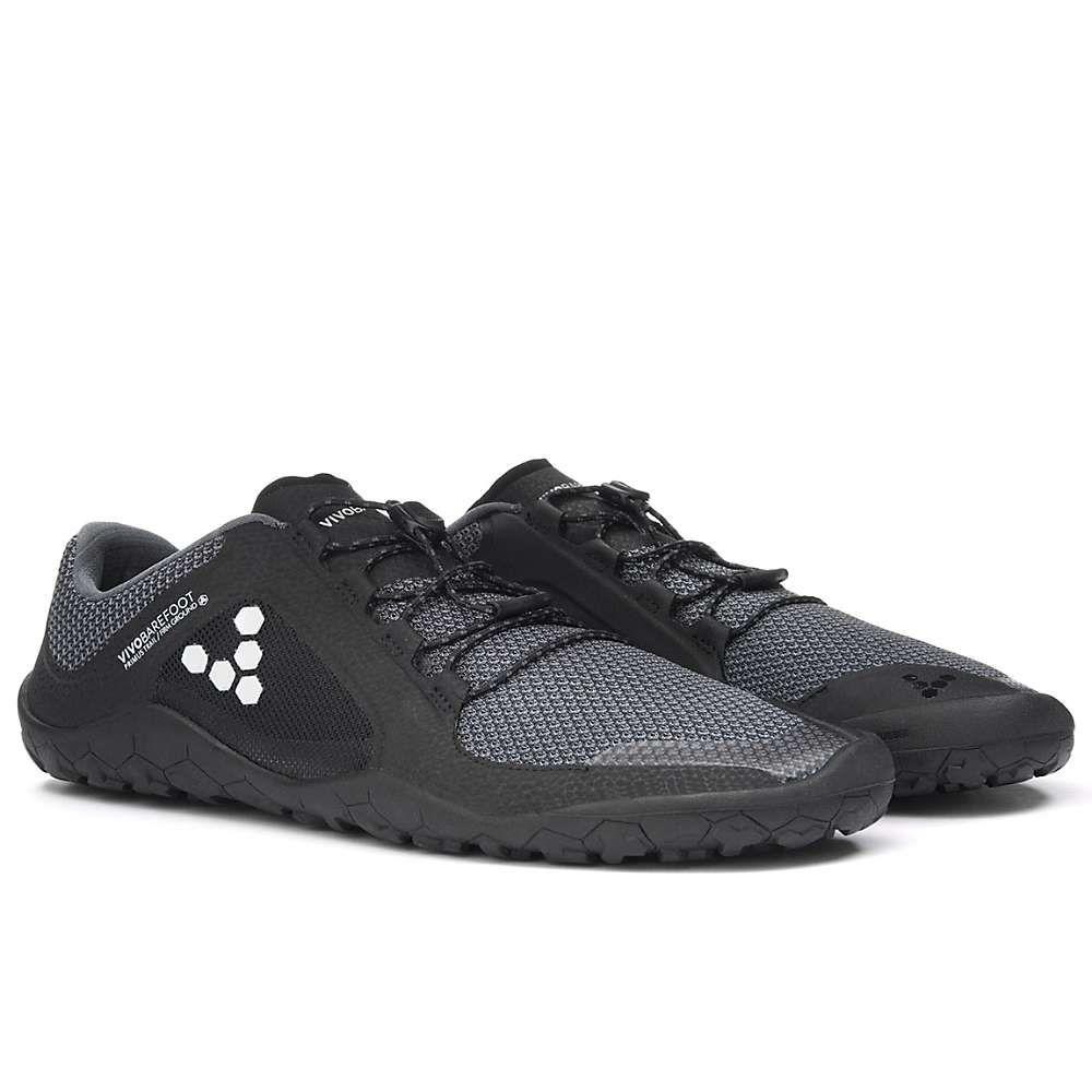 ビボベアフット Vivo Barefoot メンズ ハイキング・登山 シューズ・靴【Primus Trail FG Shoe】Black/Charcaol
