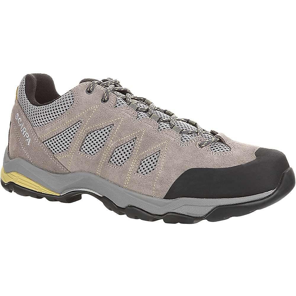スカルパ Scarpa メンズ ハイキング・登山 シューズ・靴【Moraine Air Shoe】Midgrey/Taupe/Bamboo