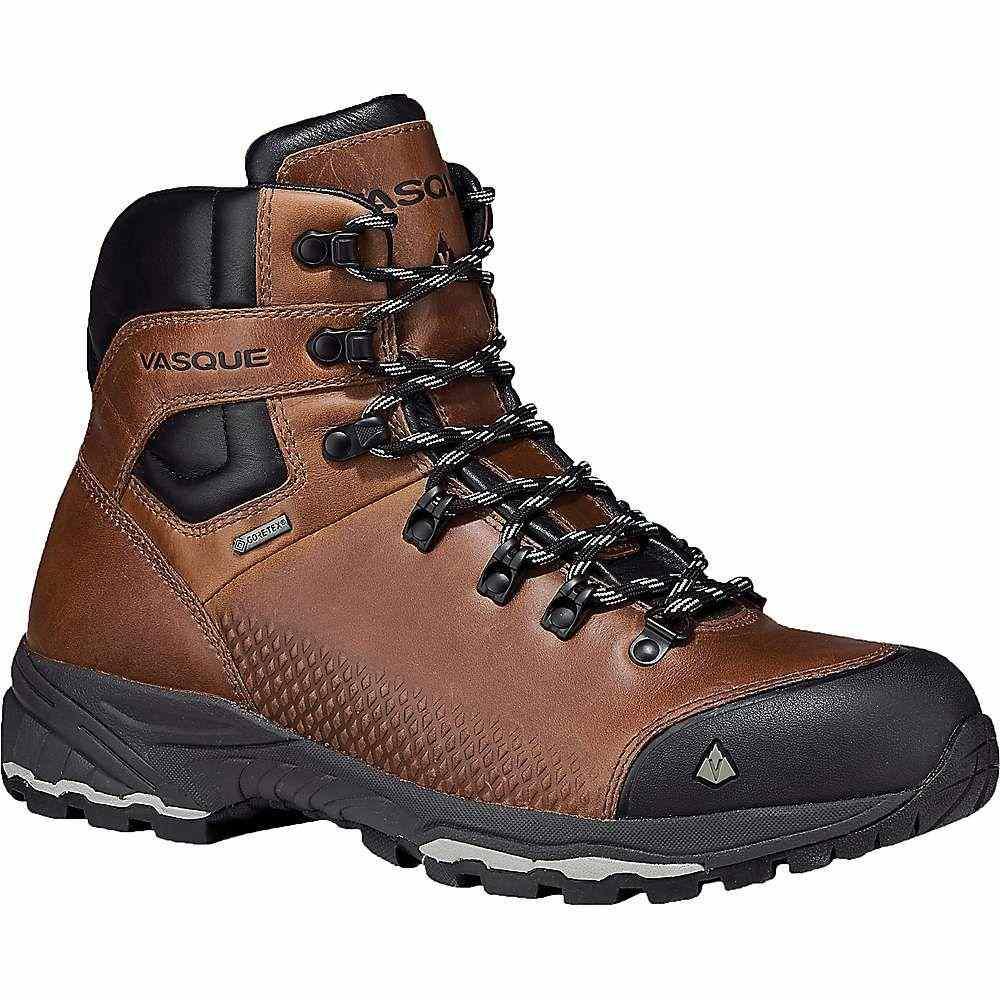 バスク Vasque メンズ ハイキング・登山 シューズ・靴【St. Elias FG GTX Boot】Cognac