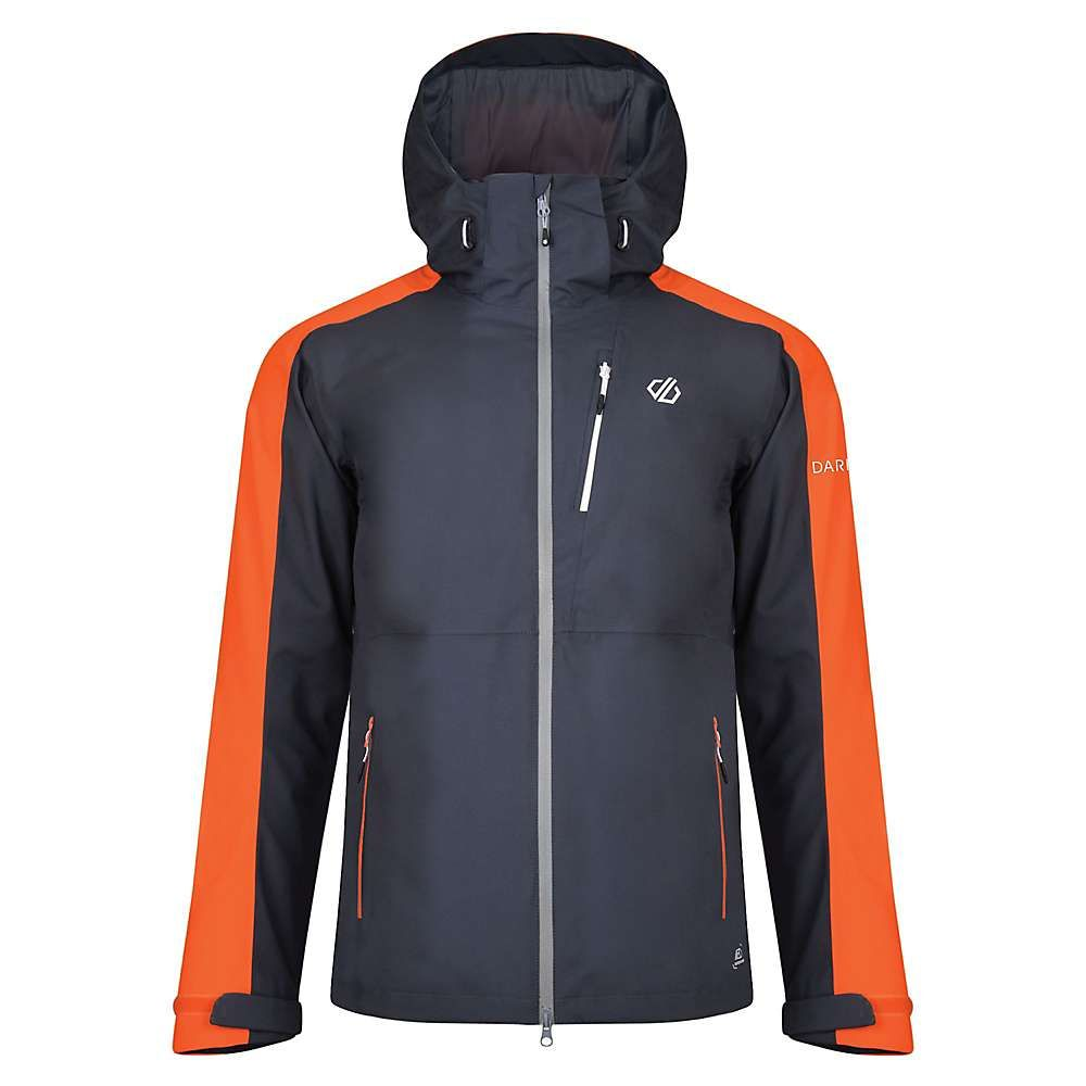 デア トゥビー Dare 2B メンズ スキー・スノーボード アウター【Diluent Jacket】Quarry Grey / Blaze Orange