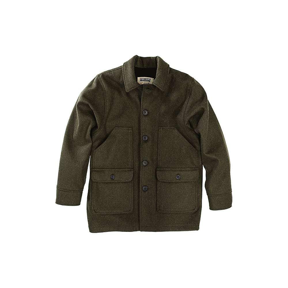 ストーミー クローマー Stormy Kromer メンズ アウター コート【Mackinaw Coat】Olive