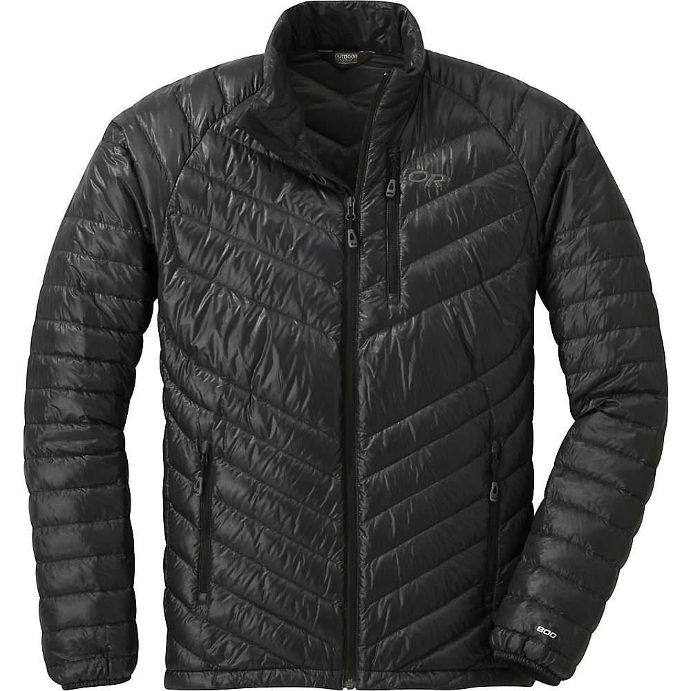 アウトドアリサーチ Outdoor Research メンズ アウター ダウン・中綿ジャケット【Illuminate Down Jacket】Black