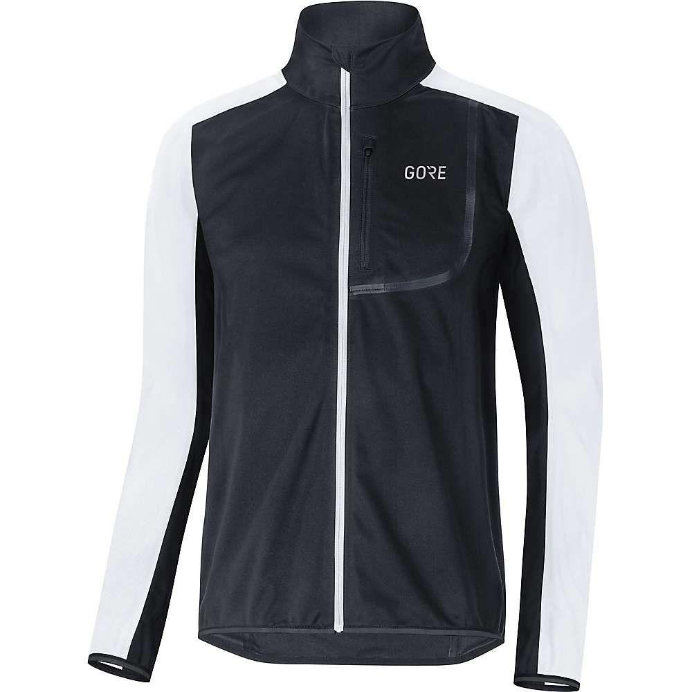 ゴアウェア Gore Wear メンズ アウター ジャケット【C3 Gore Windstopper Jacket】Black/White