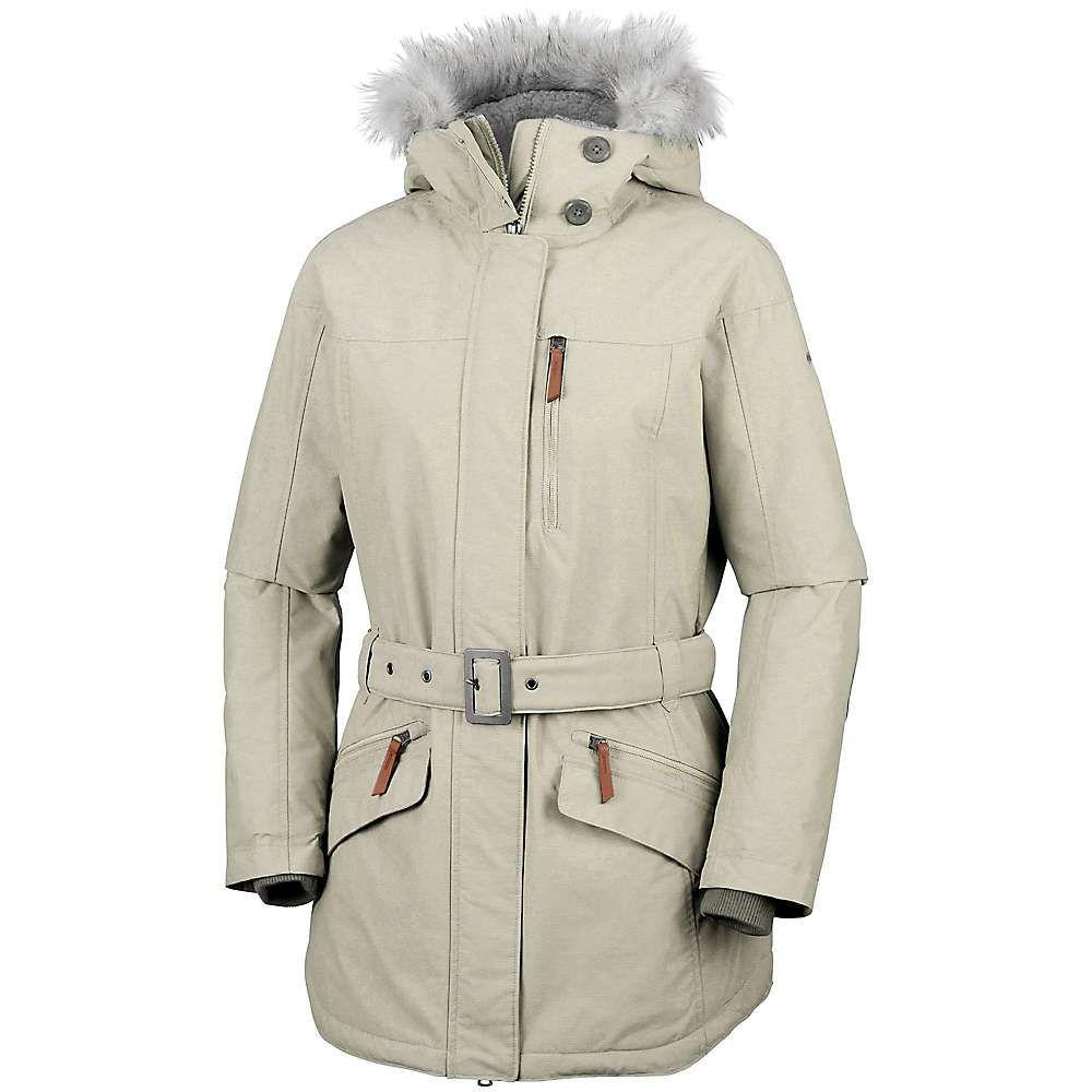 コロンビア Columbia レディース スキー・スノーボード アウター【Carson Pass II Jacket】Flint Grey