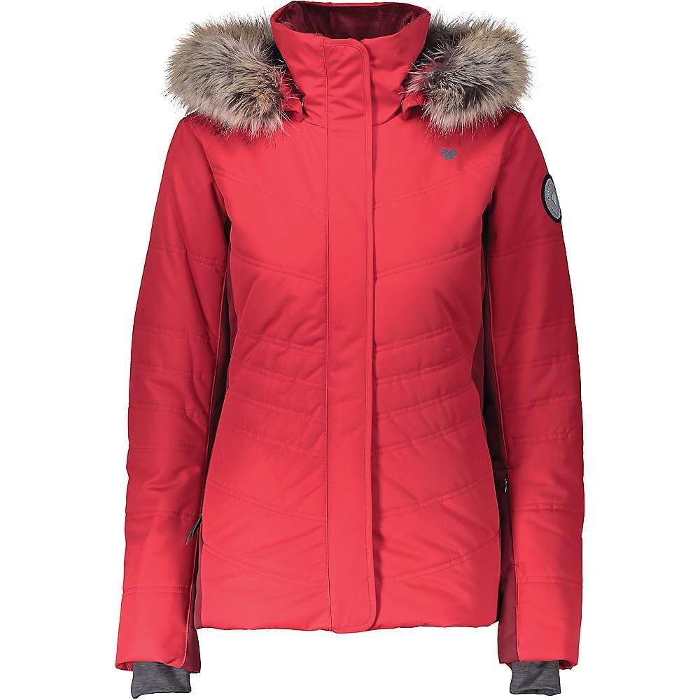 オバマイヤー Obermeyer レディース スキー・スノーボード アウター【Tuscany II Jacket】Red Bravado
