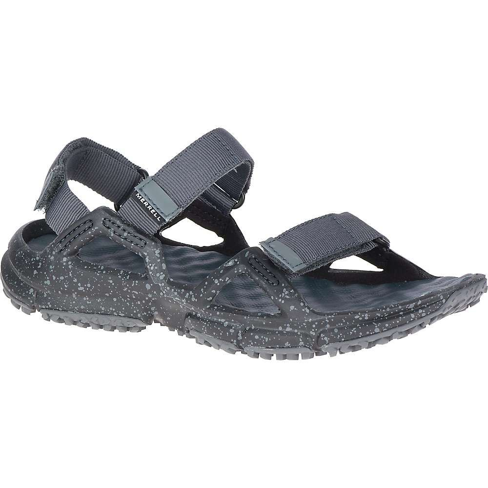 メレル Merrell レディース シューズ・靴 サンダル・ミュール【Hydrotrekker Strap Sandal】Black