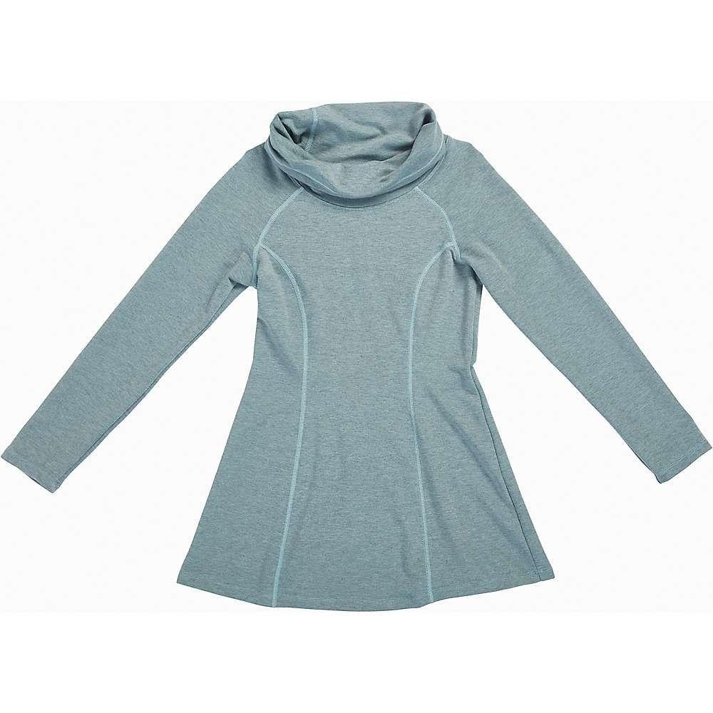 ストーンウェアデザイン Stonewear Designs レディース トップス チュニック【Baha Tunic】Dusty Blue