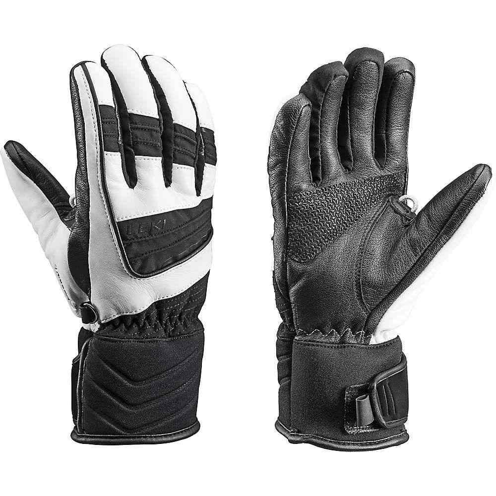 レキ Leki レディース スキー・スノーボード グローブ【Griffin S Glove】Black/White