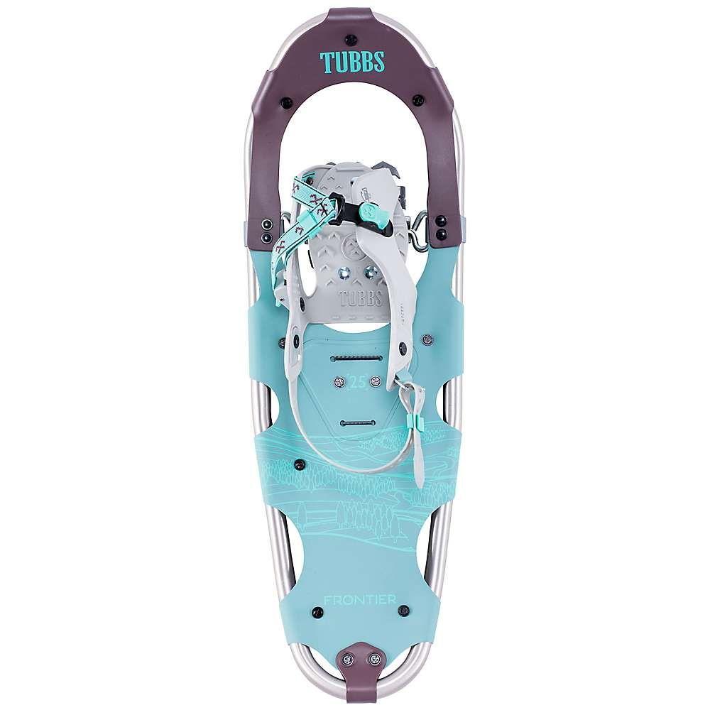 タブス Tubbs レディース スキー・スノーボード【Frontier Snowshoe】Mint/Eggplant