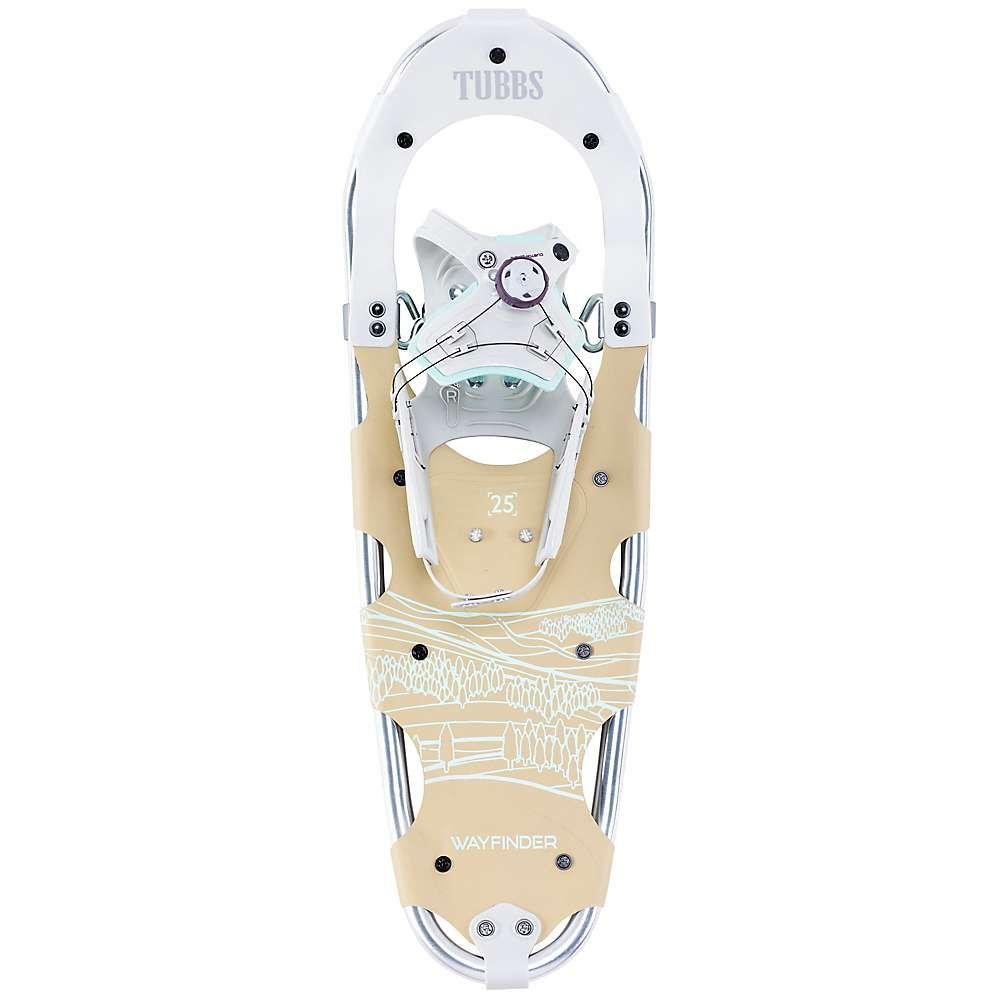 タブス Tubbs レディース スキー・スノーボード【Wayfinder Snowshoe】Khaki/White