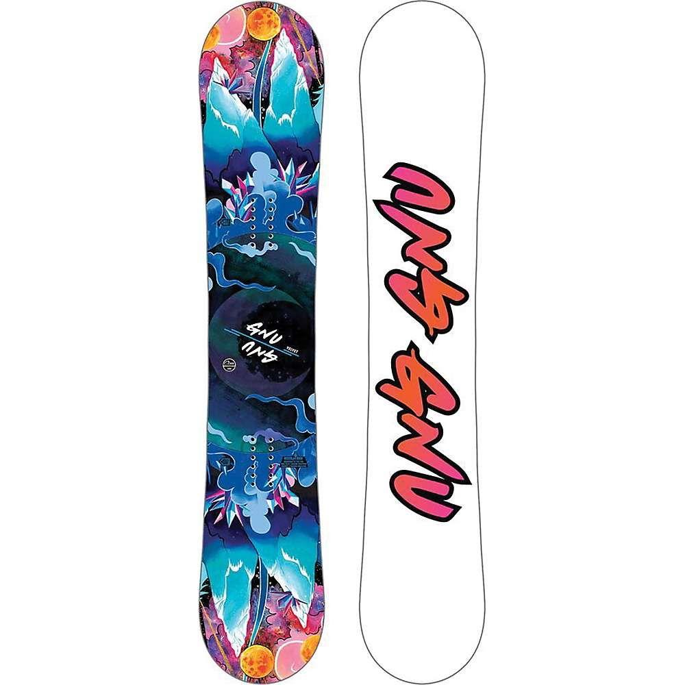 グヌ Gnu レディース スキー・スノーボード ボード・板【GNU Velvet Snowboard】