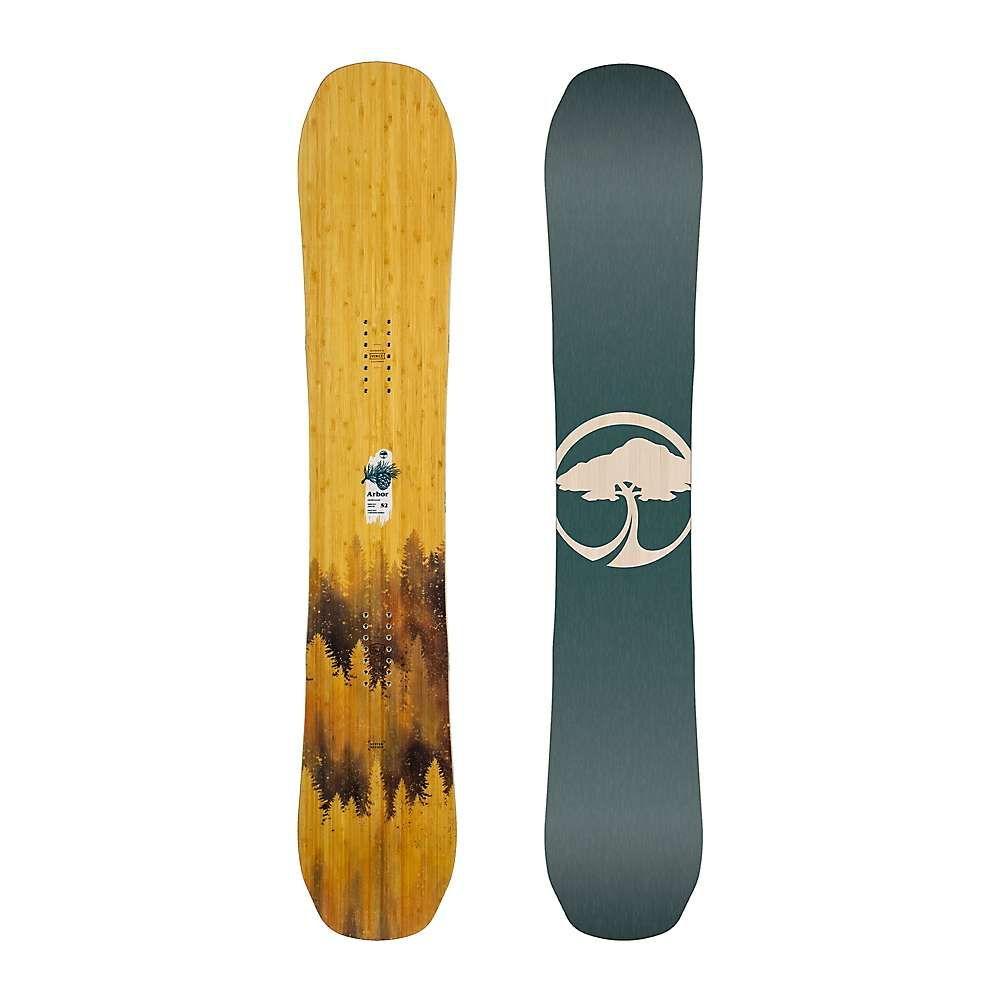 アーバー Arbor レディース スキー・スノーボード ボード・板【Swoon Rocker Snowboard】