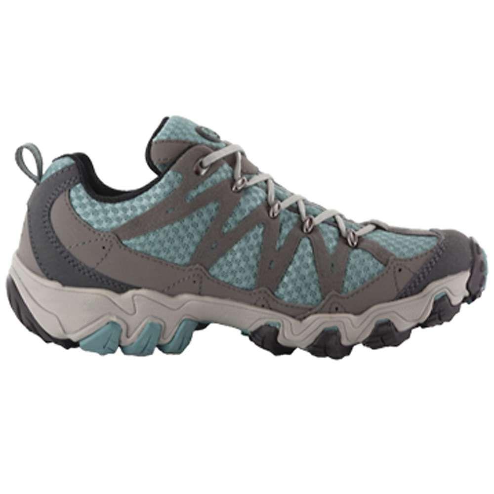 オボズ Oboz レディース ハイキング・登山 シューズ・靴【Luna Shoe】Mineral Blue