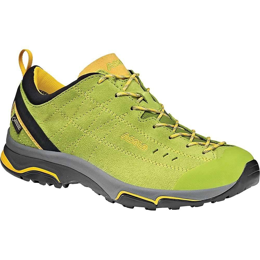 アゾロ Asolo レディース ハイキング・登山 シューズ・靴【Nucleon GV Shoe】Green Lime/Yellow