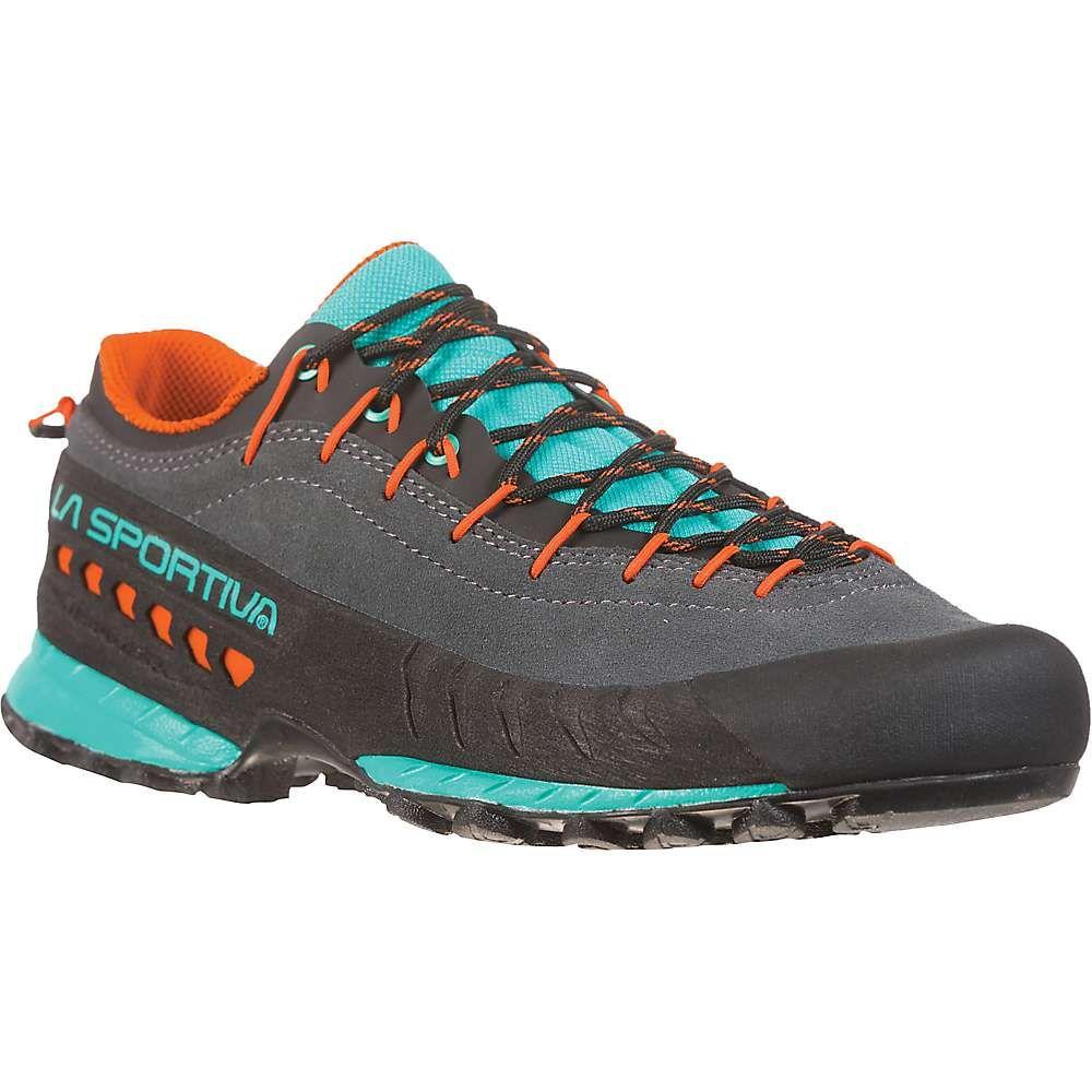 ラスポルティバ La Sportiva レディース ハイキング・登山 シューズ・靴【TX4 Hiking Shoe】Carbon/Aqua