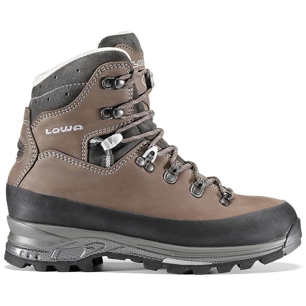 ローバー Lowa Boots レディース ハイキング・登山 シューズ・靴【Lowa Tibet LL Boot】Dark Brown/Slate