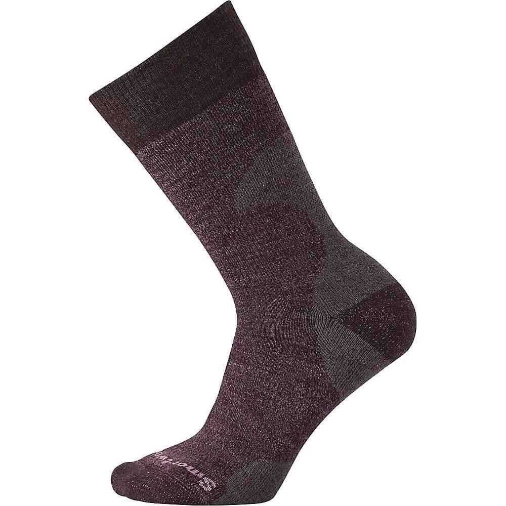 スマートウール Smartwool レディース ハイキング・登山【PhD Hunt Medium Crew Sock】Bordeaux