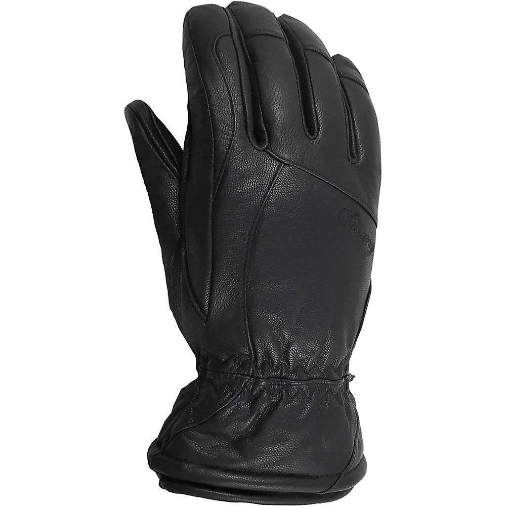 スワニー Swany レディース 手袋・グローブ【La Posh Glove】Black