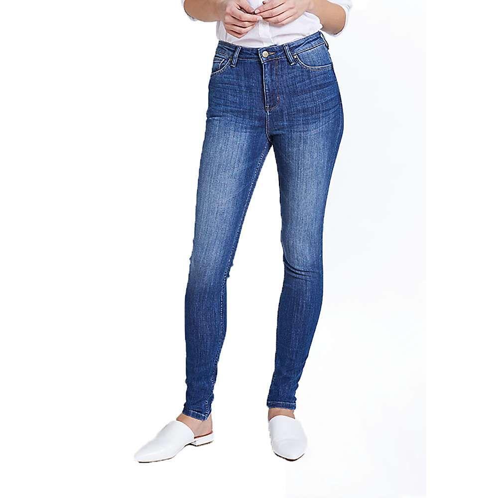 ディッシュ dish レディース ボトムス・パンツ ジーンズ・デニム【Performance Denim High Rise Skinny Jean】Heritage Blue