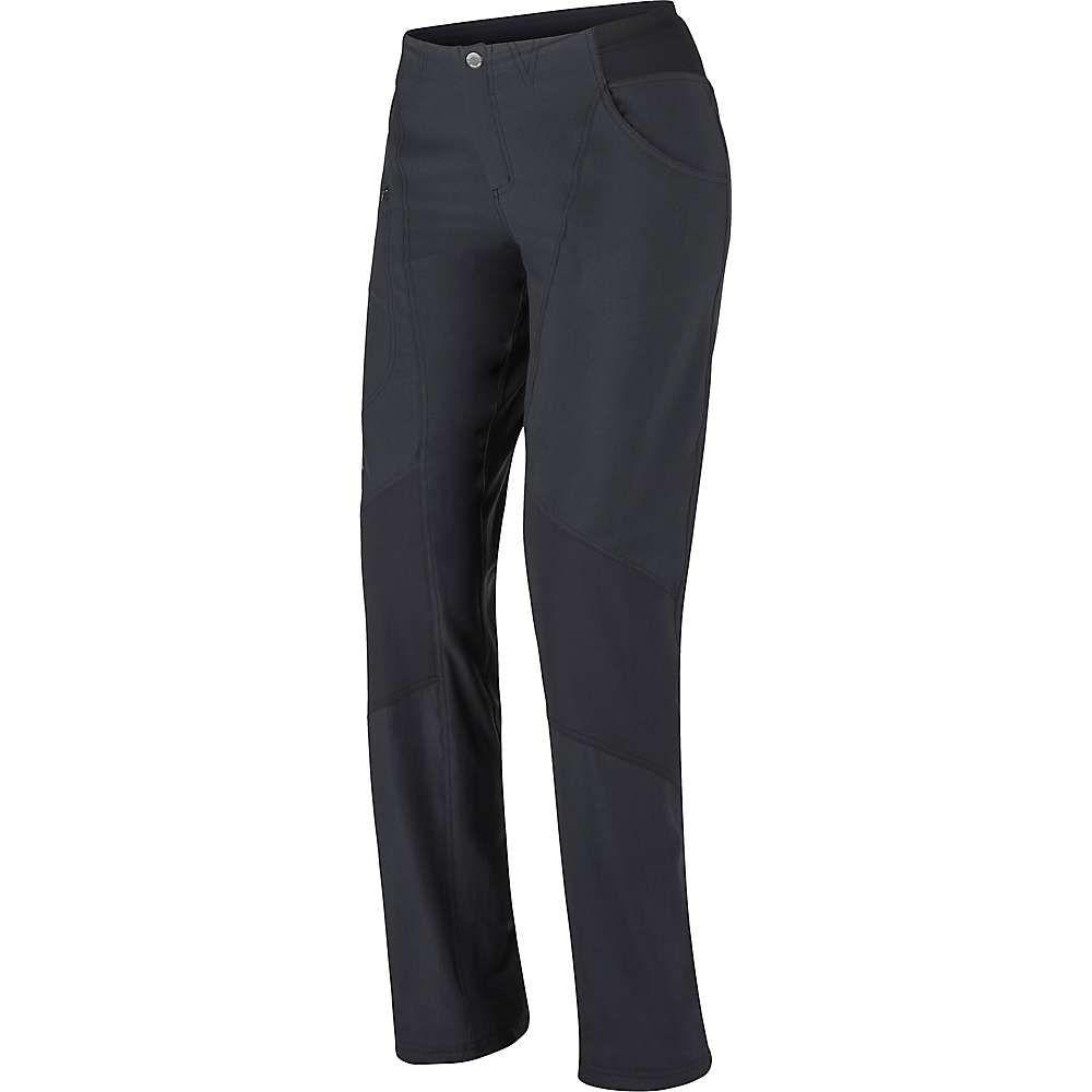 マーモット Marmot レディース ハイキング・登山 ボトムス・パンツ【Scrambler Pant】Black