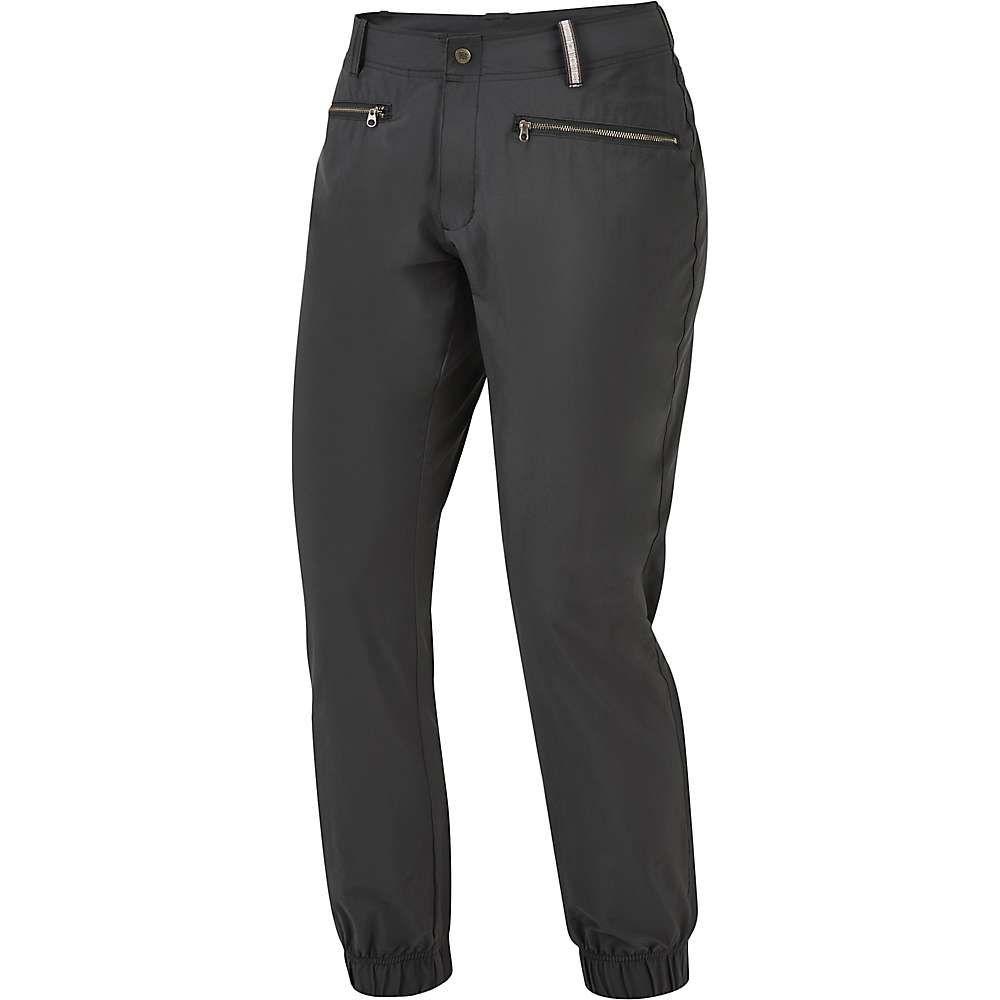 シェルパ Sherpa レディース ハイキング・登山 ボトムス・パンツ【Devi Ankle Pant】Black
