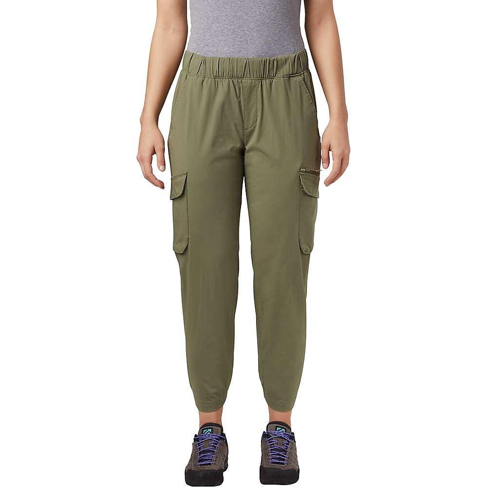 マウンテンハードウェア Mountain Hardwear レディース ハイキング・登山 ボトムス・パンツ【Cascade Pass Cargo Pant】Light Army
