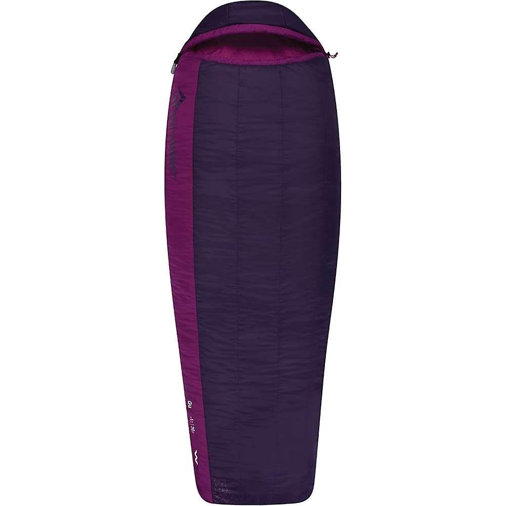 シー トゥ サミット Sea to Summit レディース ハイキング・登山【Quest QuII 30F Sleeping Bag】Purple