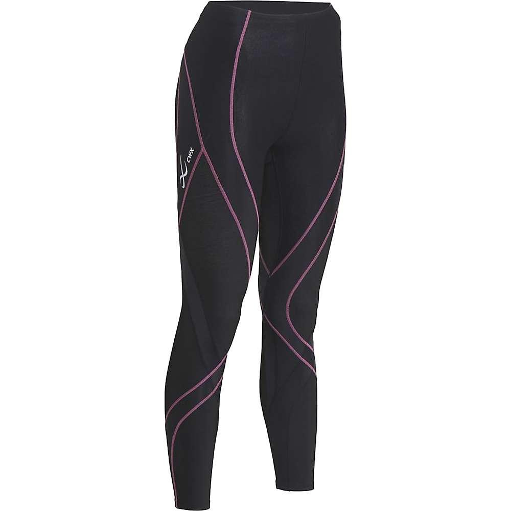 シーダブリュー エックス レディース インナー タイツ【CW-X Insulator Endurance Pro Tights】Black / Soft Pink