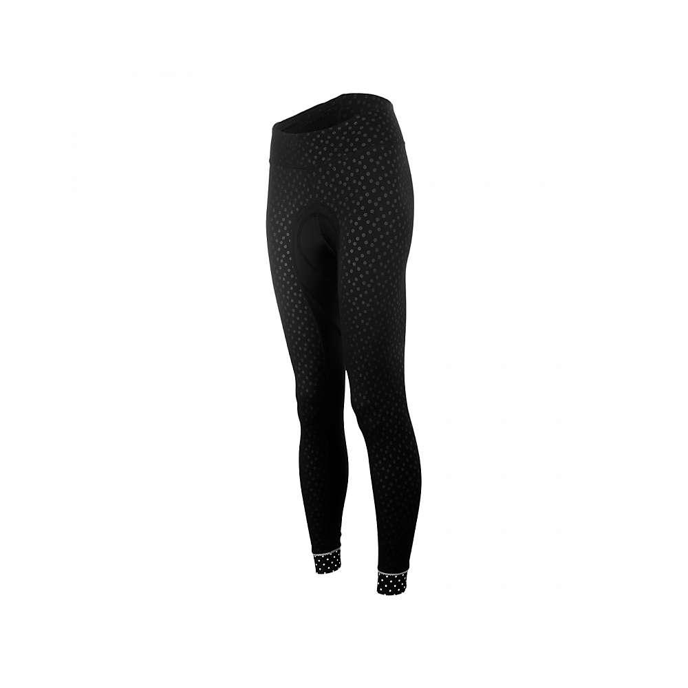 シービースト レディース サイクリング ウェア【Shebeest Envy Legging】Black Dots