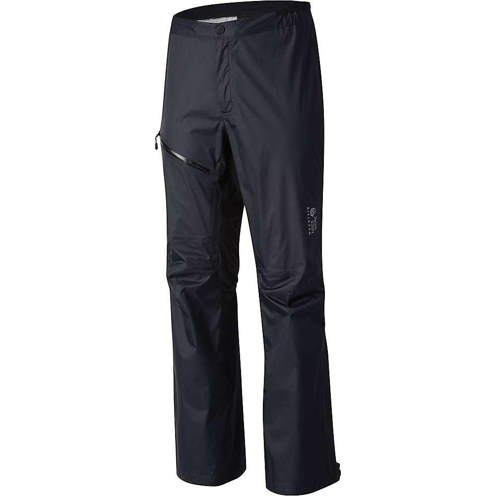 マウンテンハードウェア メンズ ハイキング ウェア【Mountain Hardwear Exponent Pant】Black