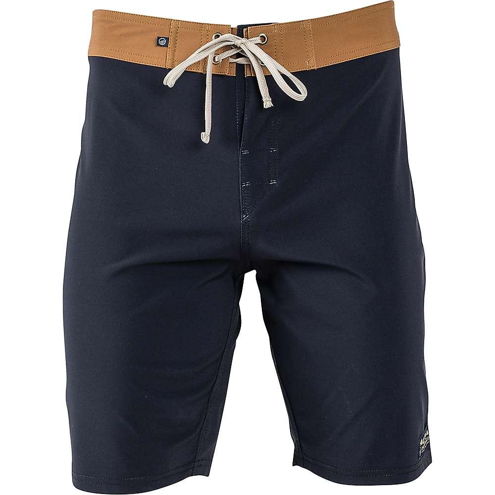 ユナイテッドバイブルー メンズ 水着 海パン【United By Blue Classic Trailblaze Boardshort】Navy