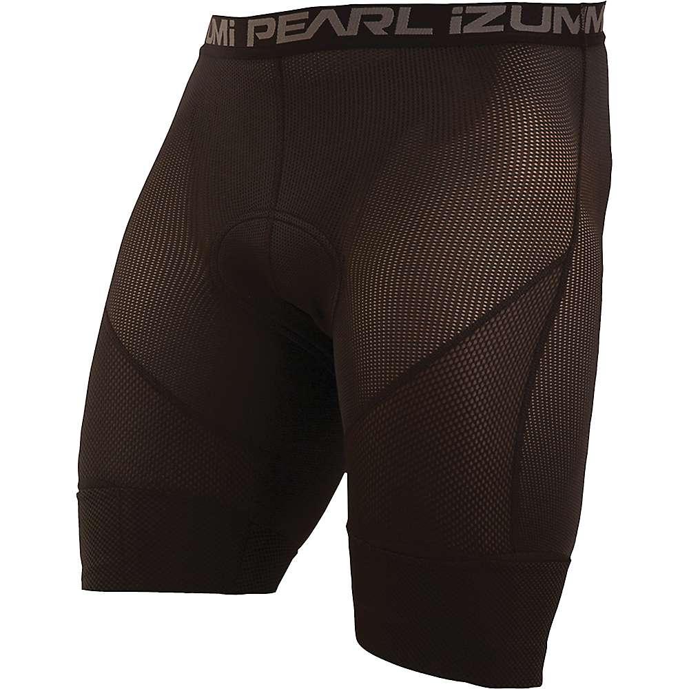 パールイズミ メンズ サイクリング ウェア【Pearl Izumi 1:1 Liner Short】Black