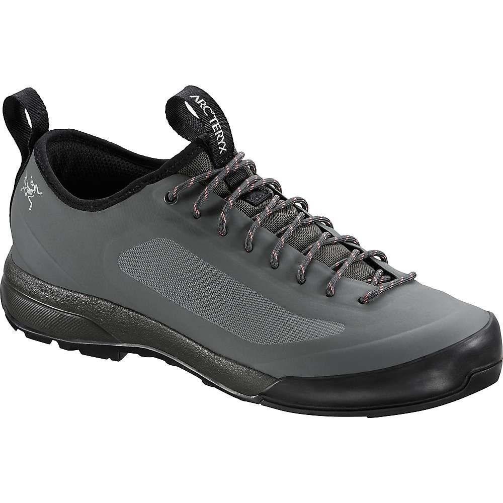 アークテリクス Arcteryx レディース クライミング シューズ・靴【Acrux SL Approach Shoe】Titan/Lamium Pink