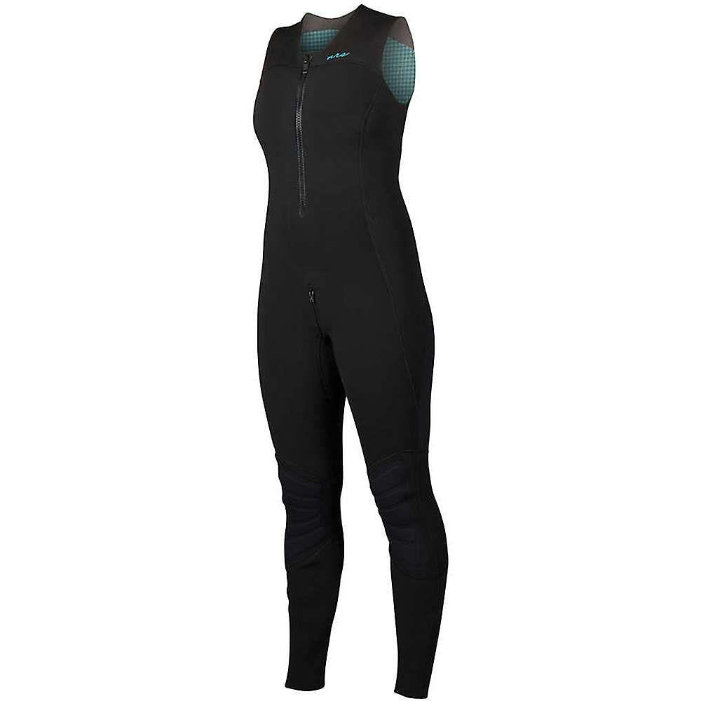 エヌアールエス NRS レディース 水着・ビーチウェア ウェットスーツ【3.0 Ultra Jane Wetsuit】Black