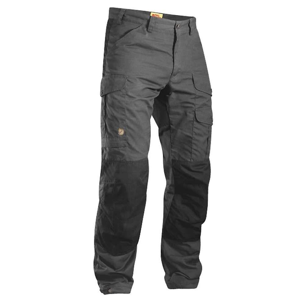 フェールラーベン Fjallraven メンズ ハイキング・登山 ボトムス・パンツ【Vidda Pro Trousers】Dark Grey