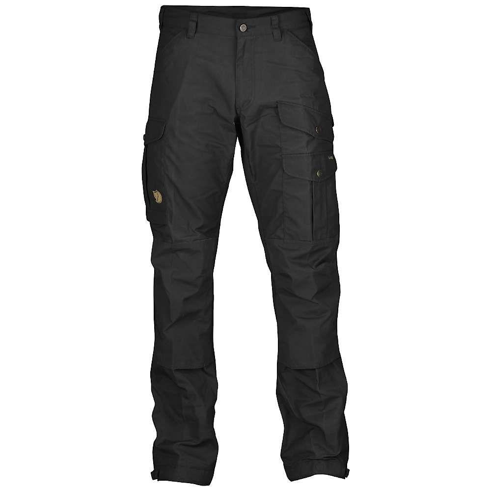 フェールラーベン Fjallraven メンズ ハイキング・登山 ボトムス・パンツ【Vidda Pro Trousers】Black/Black