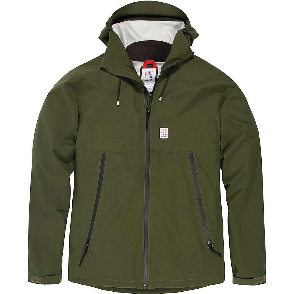 トポ デザイン Topo Designs メンズ アウター ジャケット【Global Jacket】Olive