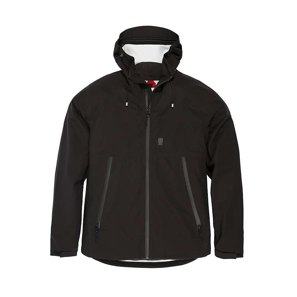 トポ デザイン Topo Designs メンズ アウター ジャケット【Global Jacket】Black F