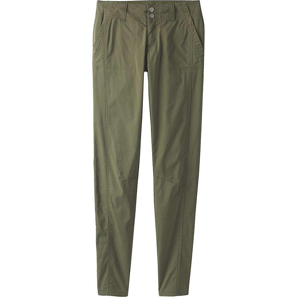 プラーナ Prana レディース ハイキング・登山 ボトムス・パンツ【Kalinda Pant】Cargo Green