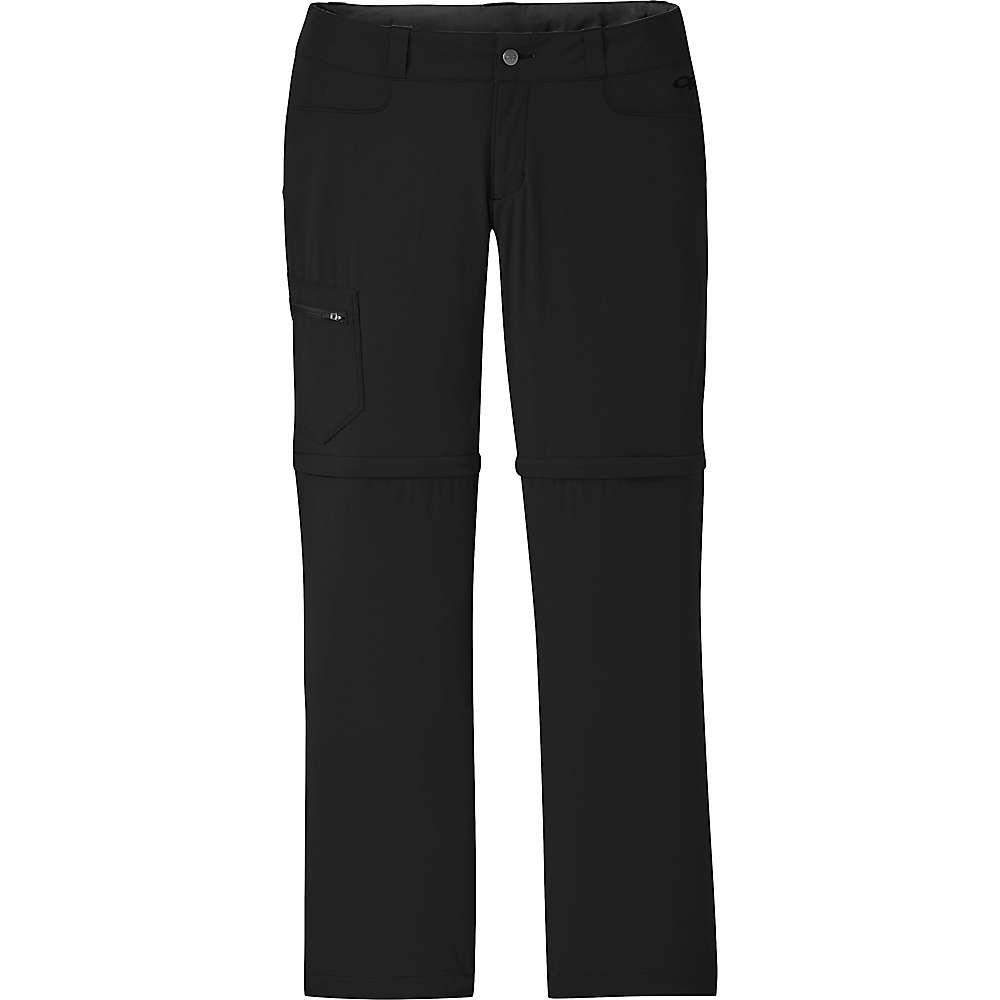 アウトドアリサーチ Outdoor Research レディース ハイキング・登山 ボトムス・パンツ【Ferrosi Convertible Pant】Black