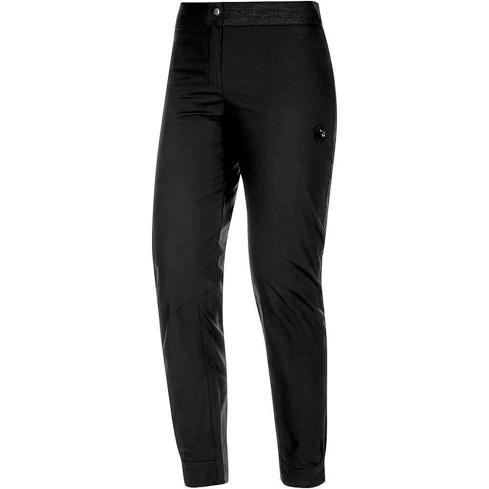 マムート Mammut レディース ハイキング・登山 ボトムス・パンツ【Alnasca Pant】Black