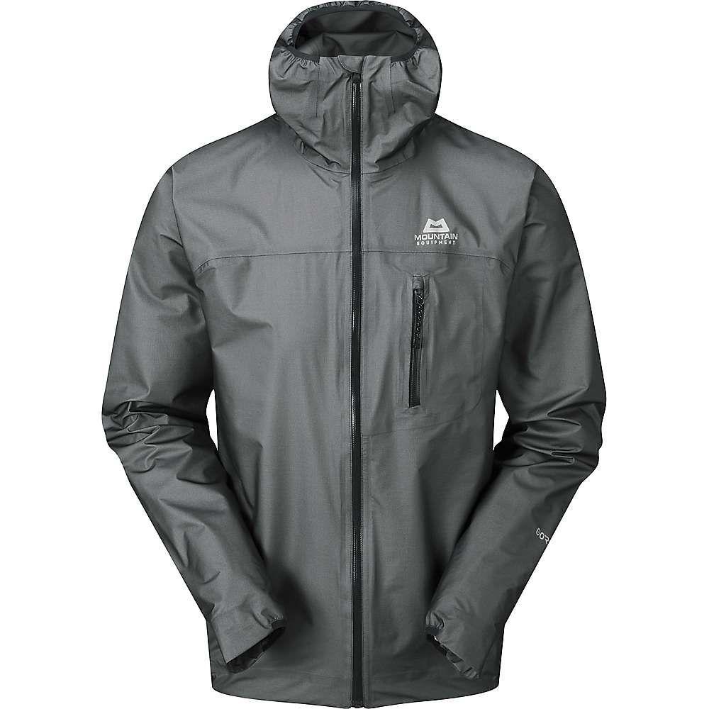 マウンテンイクイップメント Mountain Equipment メンズ アウター ジャケット【Impellor Active Jacket】Nickel