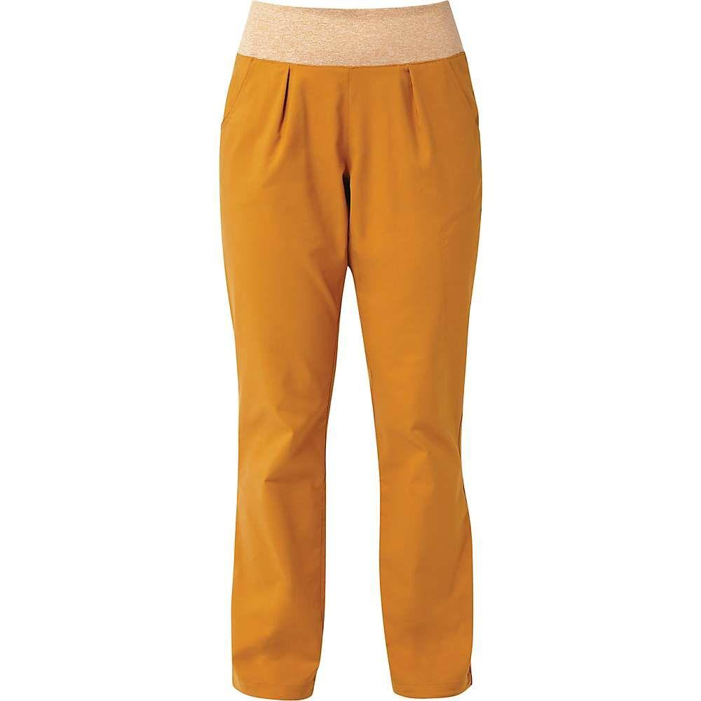 マウンテンイクイップメント Mountain Equipment レディース ハイキング・登山 ボトムス・パンツ【Viper Pant】Pumpkin Spice