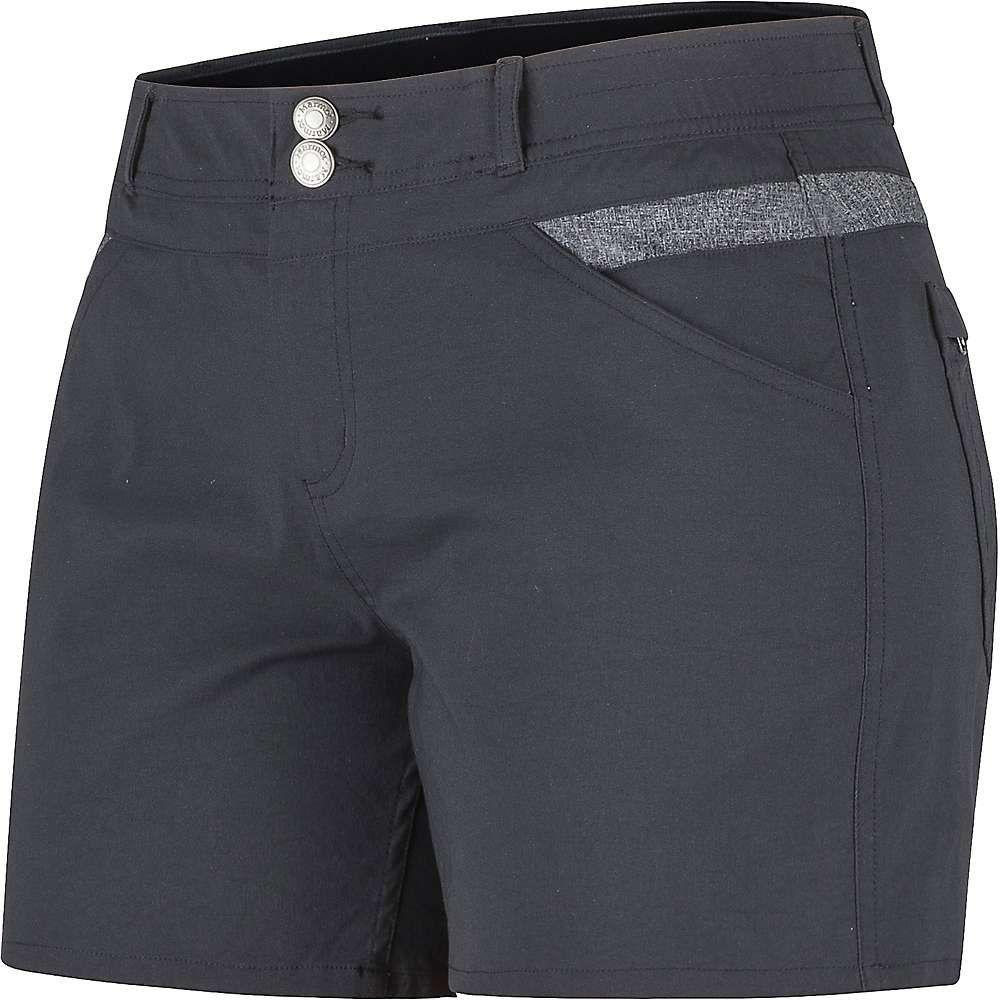 マーモット Marmot レディース ハイキング・登山 ボトムス・パンツ【Devonian 5 Inch Short】Black