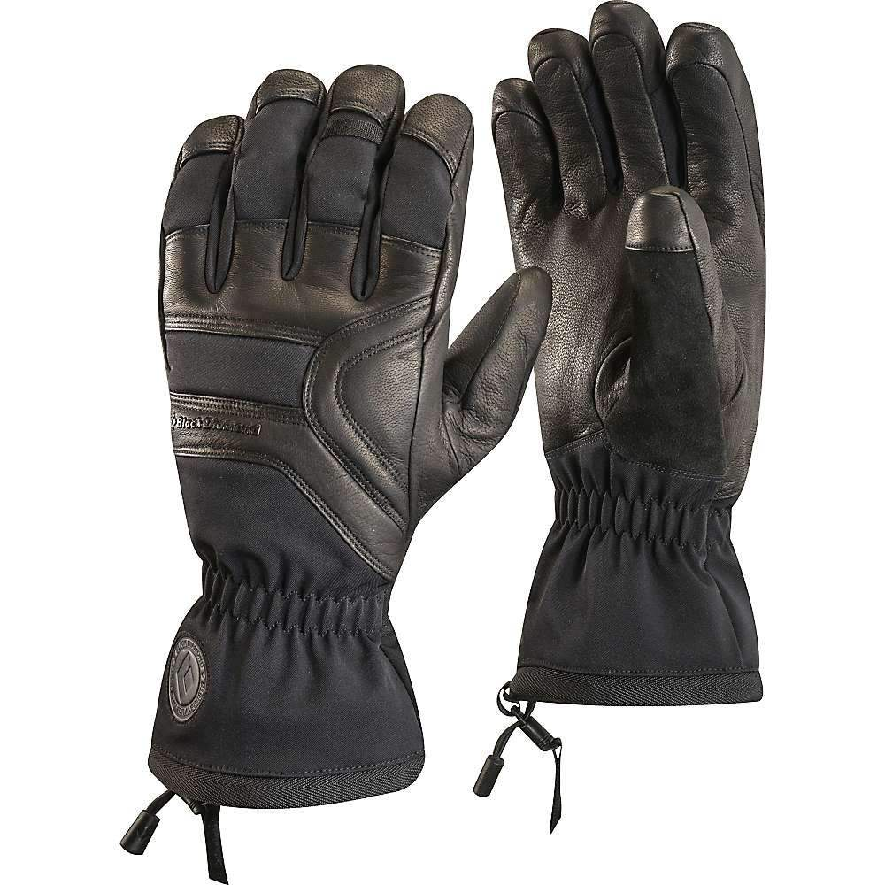 ブラックダイヤモンド Black Diamond メンズ スキー・スノーボード グローブ【Patrol Glove】Black