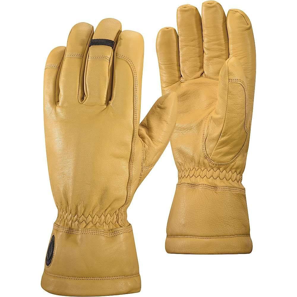 ブラックダイヤモンド Black Diamond メンズ スキー・スノーボード グローブ【Work Glove】Natural