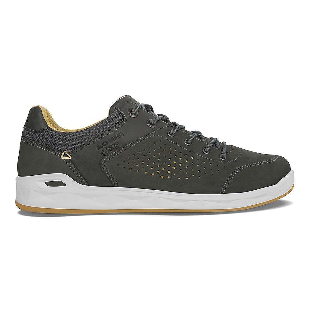 ローバー Lowa Boots メンズ クライミング シューズ・靴【Lowa San Francisco GTX Lo Shoe】Anthracite/Mustard