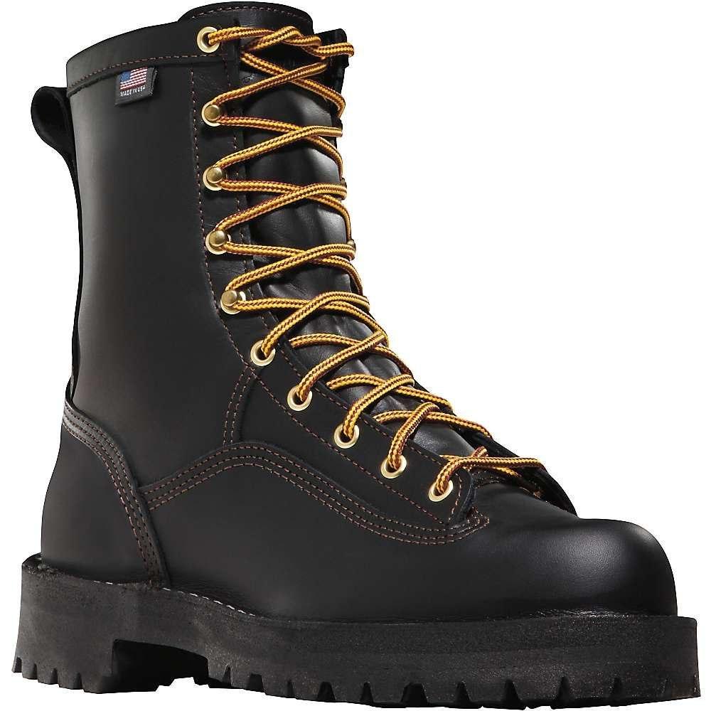 ダナー Danner メンズ シューズ・靴 レインシューズ・長靴【Rain Forest 8IN GTX Boot】Black